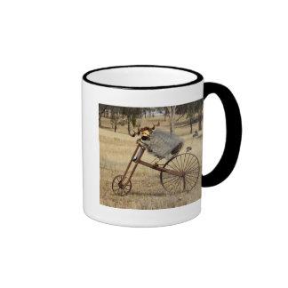 Rambo And Fly Coffee Mugs
