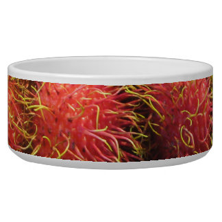 Rambutan Tropical Fruit Bowl