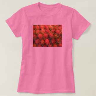 Rambutan Tropical Fruit T-Shirt