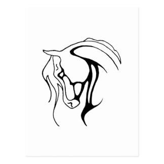 Ramelia-Images Logo Postcard