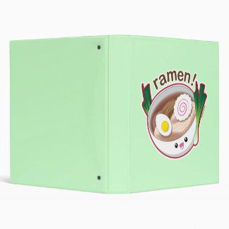 Ramen! Vinyl Binders