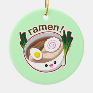 Ramen! Ceramic Ornament