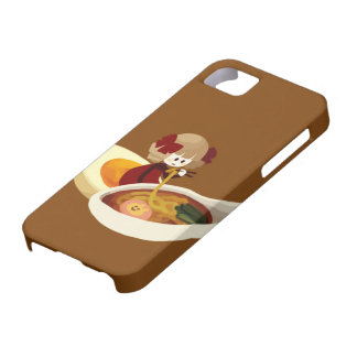 Ramen Girl iPhone Case