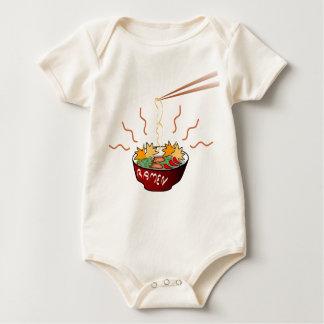 ramen infant onsie creeper