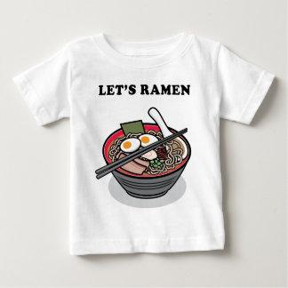Ramen noodles baby T-Shirt