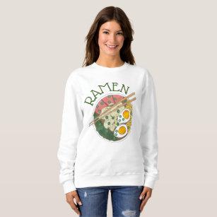 Ramen Noodles Hoodies Sweatshirts Zazzle