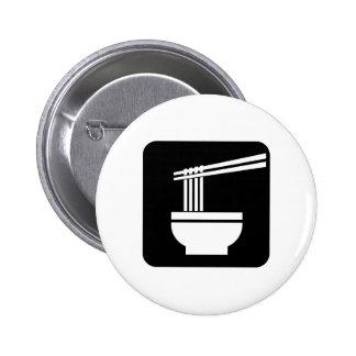 Ramen Pinback Button