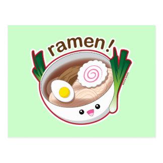 Ramen! Post Card