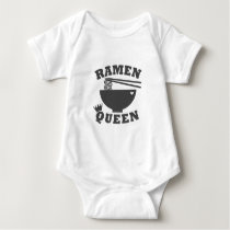 Ramen Queen Baby Bodysuit