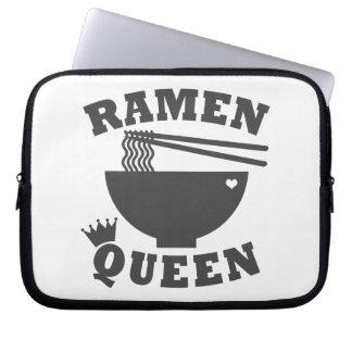 Ramen Queen Computer Sleeve