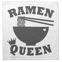 Ramen Queen Napkin