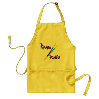 Ramen Rules Adult Apron