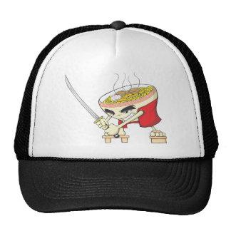 Ramen Shirt | Cute Ramen Bowl with Sword Shirt Trucker Hat