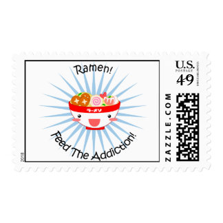 Ramen! Stamp