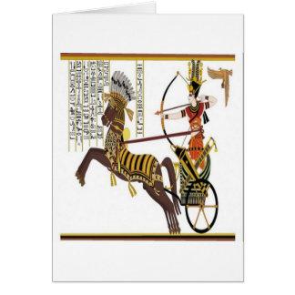 Ramesses design card