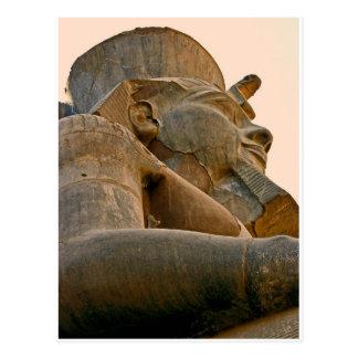 Ramesses en Luxor, Egipto (2) Postal