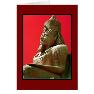 Ramesses Greeting Card