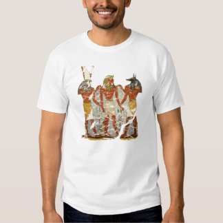 Ramesses, horus, anubus remeras
