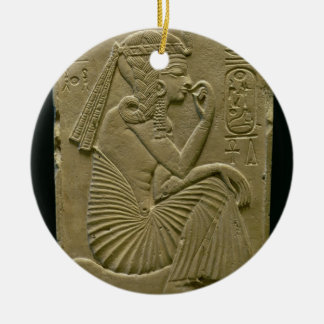 Ramesses II (1279-1213 A.C.) como niño, nuevo rein Ornamento Para Arbol De Navidad