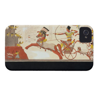 Ramesses II (1279-13 BC) at the Battle of Kadesh, Case-Mate iPhone 4 Case