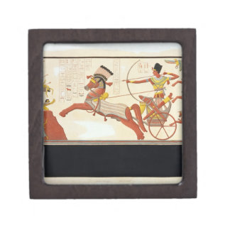 Ramesses II (1279-13 BC) at the Battle of Kadesh, Gift Box