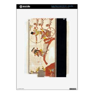 Ramesses II (1279-13 BC) at the Battle of Kadesh, iPad 3 Skins