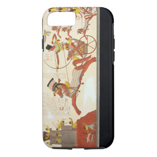 Ramesses II (1279-13 BC) at the Battle of Kadesh, iPhone 8/7 Case