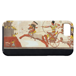 Ramesses II (1279-13 BC) at the Battle of Kadesh, iPhone SE/5/5s Case