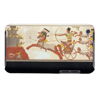 Ramesses II (1279-13 BC) at the Battle of Kadesh, iPod Touch Case-Mate Case