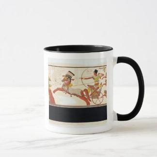 Ramesses II (1279-13 BC) at the Battle of Kadesh, Mug