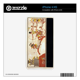Ramesses II (1279-13 BC) at the Battle of Kadesh, Skin For iPhone 4