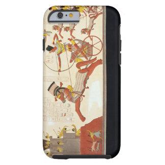 Ramesses II (1279-13 BC) at the Battle of Kadesh, Tough iPhone 6 Case