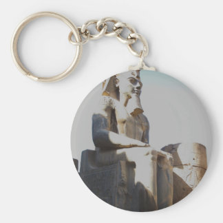 Ramesses II Colossus - Luxor Temple Keychain