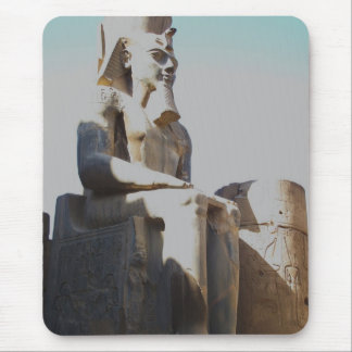 Ramesses II Colossus - Luxor Temple Mouse Pad