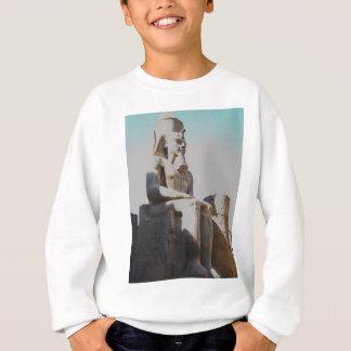 Ramesses II Colossus - Luxor Temple Sweatshirt