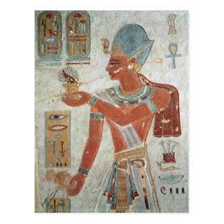 Ramesses II: Dressed for War Postcard
