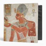 "Ramesses III en vestido de batalla Carpeta 1 1/2"""