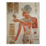 Ramesses III en vestido de batalla Póster