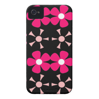 """Ramilletes rosados (""""Barely There,"""" iPhone 4/4S) Case-Mate iPhone 4 Carcasa"""