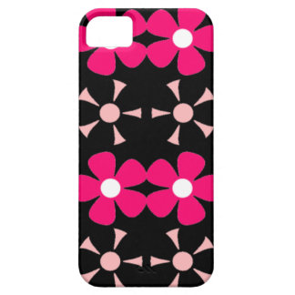 """Ramilletes rosados (""""Barely There,"""" iPhone 5) iPhone 5 Fundas"""