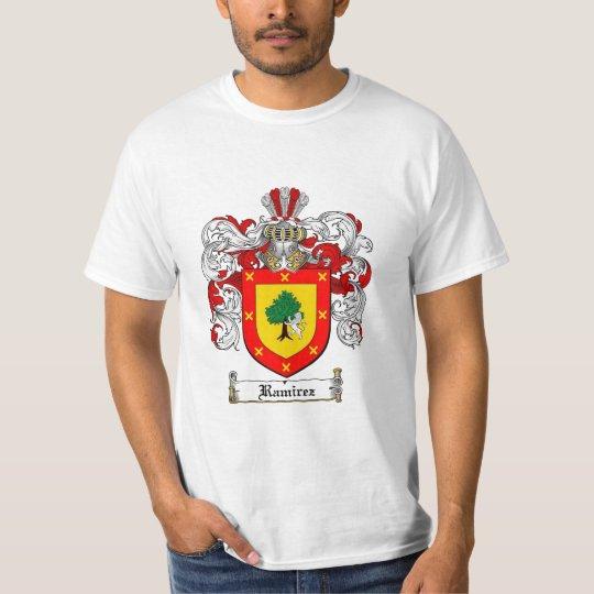 Ramirez Family Crest - Ramirez Coat of Arms T-Shirt