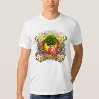 Ramirez Family Crest T Shirt
