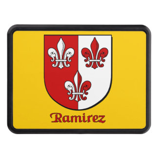 Ramirez Family Shield Hitch Cover