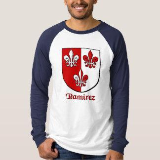 Ramirez Family Shield Long Sleeve T-Shirt