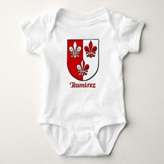 Ramirez Family Shield T-shirt