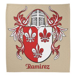 Ramirez Historical Coat of Arms Bandana