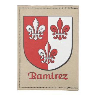 Ramirez Historical Family Shield Card Wallet