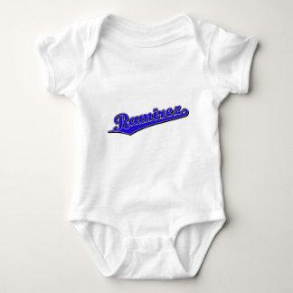 Ramirez in Blue T-shirt