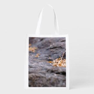 Ramitas y hojas secadas bolsas para la compra
