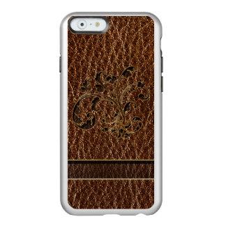 Ramo 2 de la Cuero-Mirada Funda Para iPhone 6 Plus Incipio Feather Shine